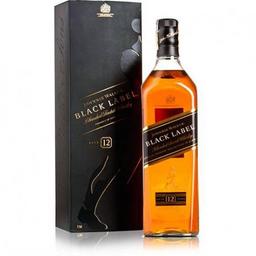 Whisky Johnnie Walker Black Label 12 Anos 1L