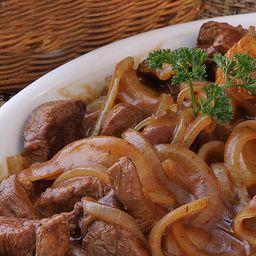 Filet Mignon Aperitivo com Molho Madeira