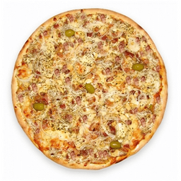 Pizza Fiorentina - Grande