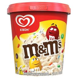Sorvete Kibon Pote M&m's 800ml