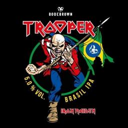 Bodebrown - Trooper Brasil Ipa 1L