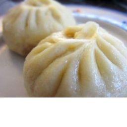 Pão Chinês Legumes (nikumam)