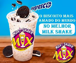 Milk Shake Negresco