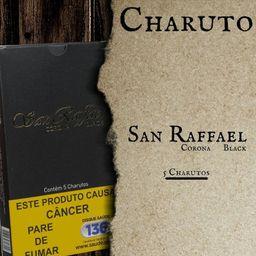 San Raffael Corona Black (1x)