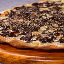 Pizza de Shitake e Shimeji - Família