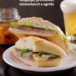 Sanduíche Argentino