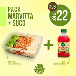 Marvitta Fit e Suco