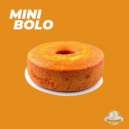 Mini Bolo de Cenoura sem Cobertura