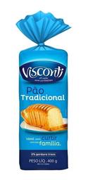 Pão Tradicional Visconti 400g