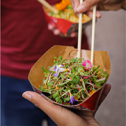 Salada de Tangerina