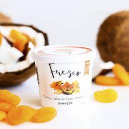 Iogurte de Coco Fresco - Damasco