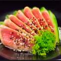 Sashimi Tuna Tataki - 7 Unidades