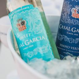 Portugal: Casal Garcia, Vinho Verde Sweet