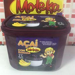 Açaí Sabor Banana - 2L