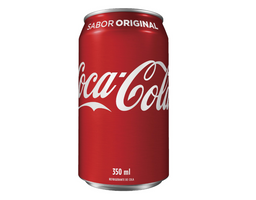 Coca-Cola Original 350ml - Lata