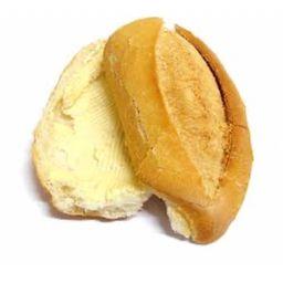 Pão Francês com Polenguinho