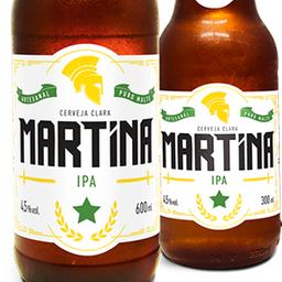 Blondine martina ipa growler 1 litro