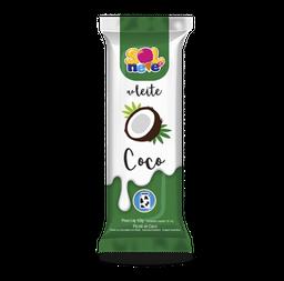 Picolé de Leite de Coco