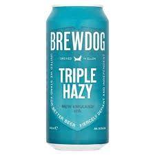 Brewdog Triple Hazy Lata 440ml