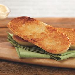 Pão com Manteiga na Chapa - 110g