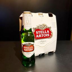 Stella Artois Pack Long 330ml