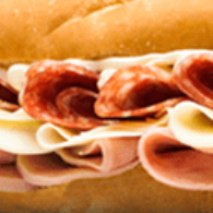 Sanduíche Especial de Salame Hamburguês