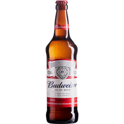 Cerveja Budweiser 550ml