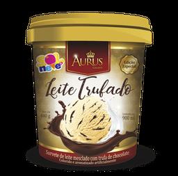 Aurus Leite Trufado - 900ml