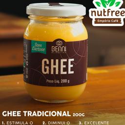 Manteiga Ghee com Alho 200g