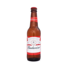 Budweiser Long Neck 350ml