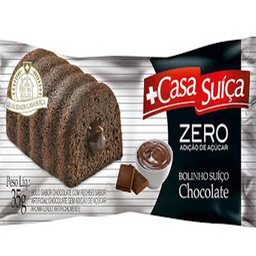 Mini Bolo Zero Açúcar Chocolate - 52g
