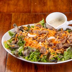 Salada de Filé Mignon D' Marselha