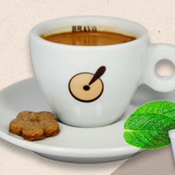 Café espresso aromatizado