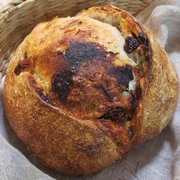 Pão de Figo Turco e Gorgonzola - 780g