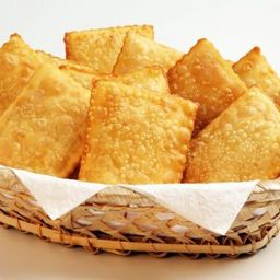 Pastel Frito - Porção com 4 Unidades.
