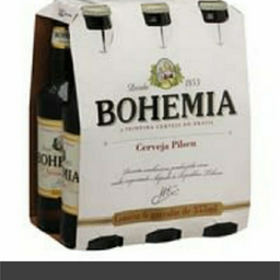Cerveja Bohemia Long Neck 355ml Und.