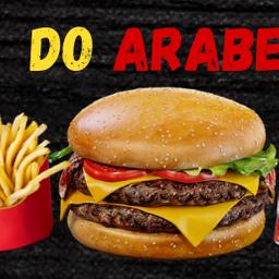 Hambúrguer de Árabe