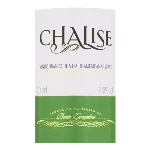 Chalise Vinho Branco Suave