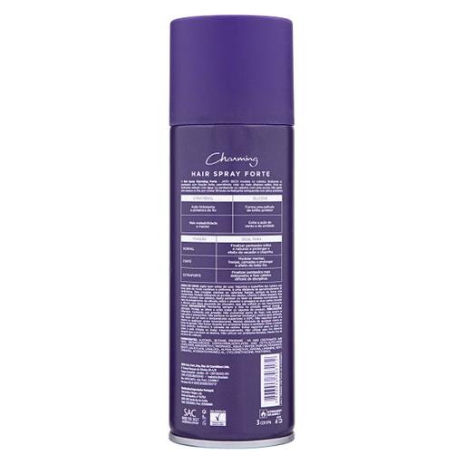 Spray Fixador Jato Seco Fixação Forte