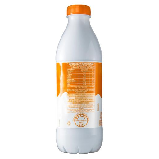 Leite Semidesnatado Zero Lactose Garrafa Shefa 1 L