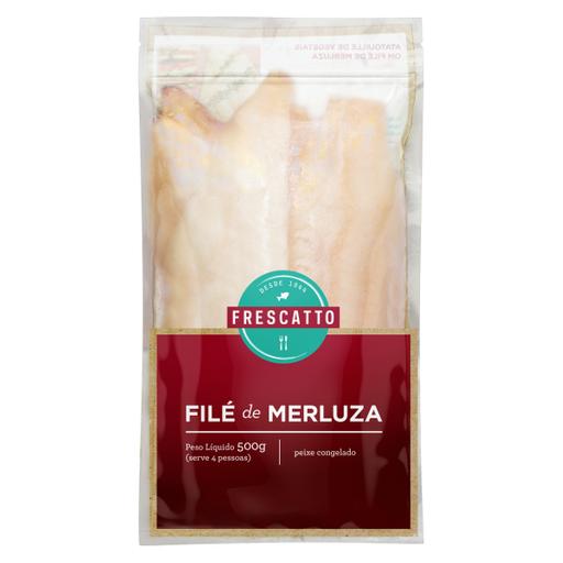 Frescatto File De Merluza