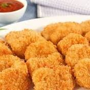 Nuggets de Frango + Batata Frinta
