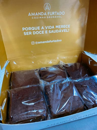 Caixa de Brownie Low Carb - 6 Unidades
