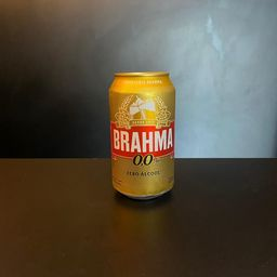 Brahma Zero Álcool 350ml