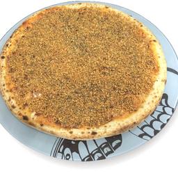 Pizza de Alho Vegana