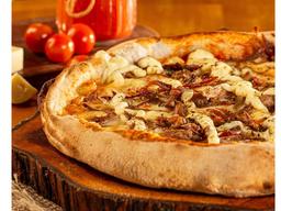 Pizza de Bode do Nô - Grande