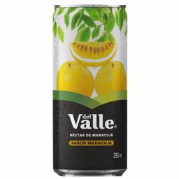 Suco de maracujá del valle lata