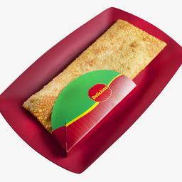 Pastel de Frango com Cheddar