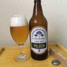 Pilsen Puro Malte - Garrafa 600 ml