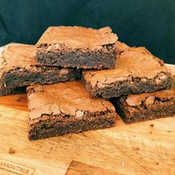 Brownie sem Cobertura